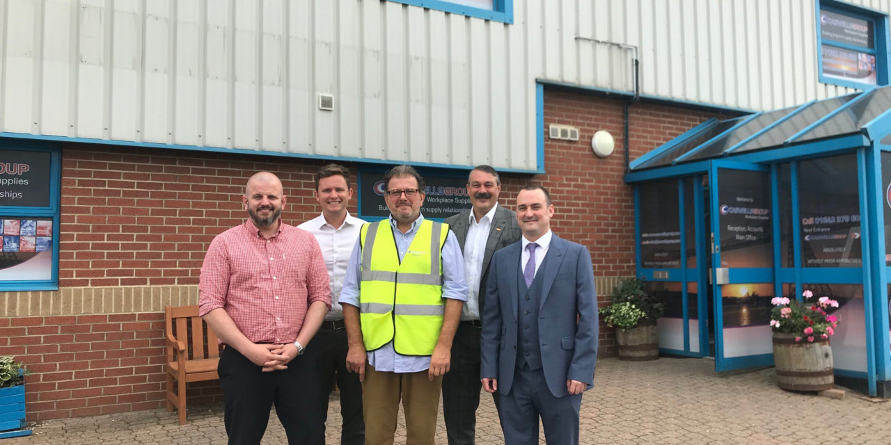 Workwear firm has expansion sewn up