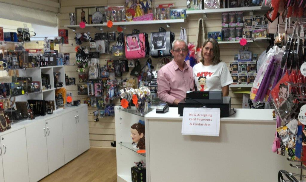 CELEBRITY GIFT COMPANY COMES TO MIDDLESBROUGH