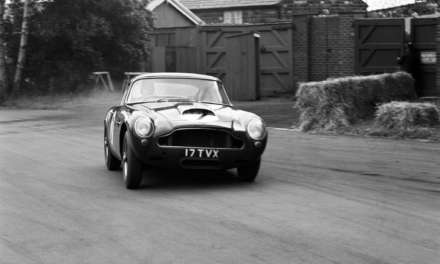 CELEBRATING 60 YEARS OF THE PIVOTAL DB4