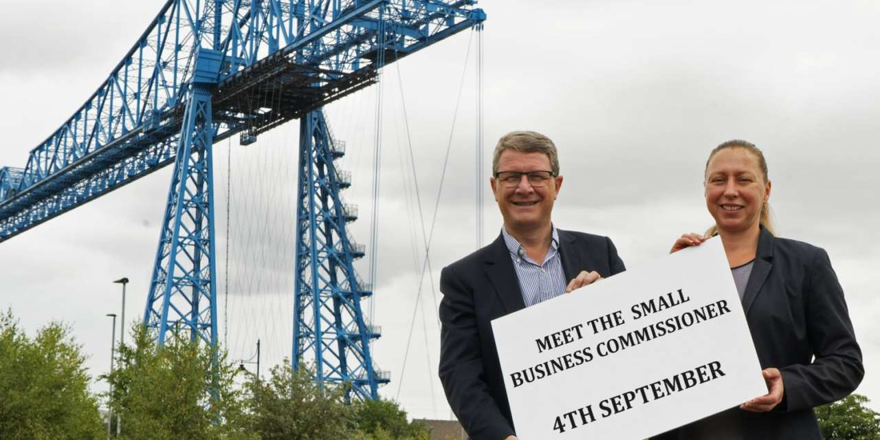 Government's Small Business Commissioner to visit North East to help address £2.5billion late payment challenge