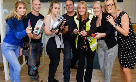 'Bring your daughters to work day' at region's housing associations