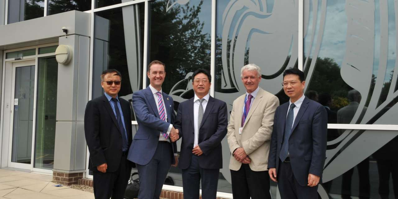 Materials Processing Institute and University of Leicester collaborate to support international steel producer