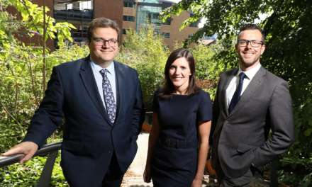 New regional partner and directors for Deloitte