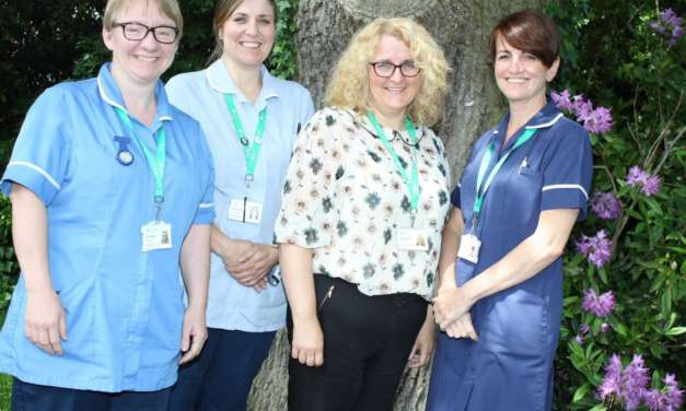 Hospice joins emergency care army