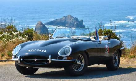 E-TYPE UK COMPLETES 1,500 MILE MOTORING CLASSIC RALLY IN STYLE