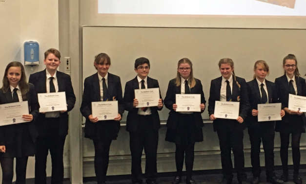 Recognising students' brilliant minds