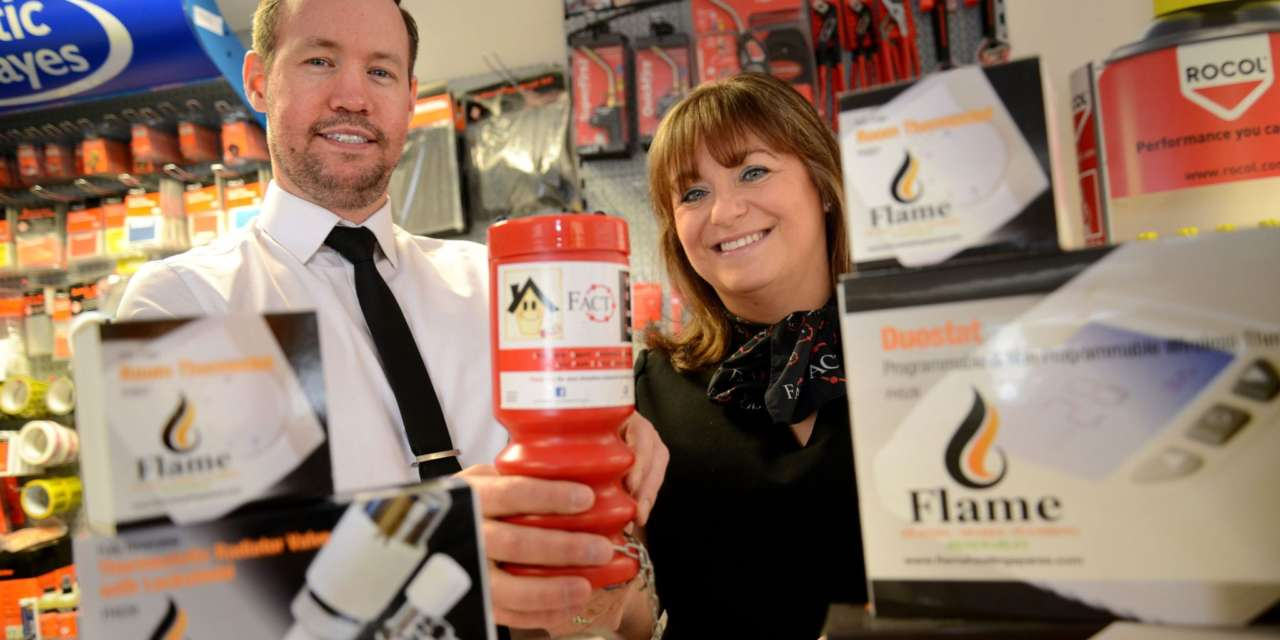 Flame pledges £5,000 to F.A.C.T at third annual racenight