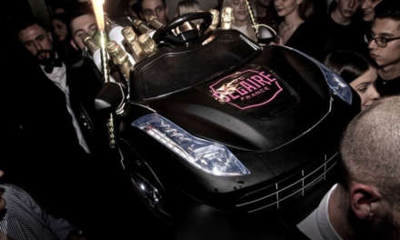 Luc Belaire Unveils Ferrari Inspired Bottle Carriers to Celebrate its Partnership with Gumball 3000