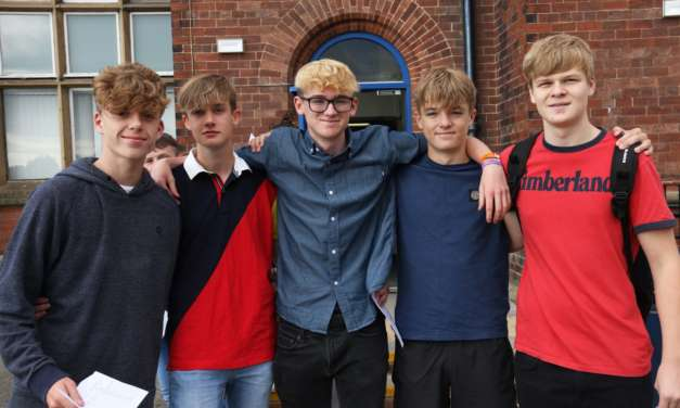 Student with 11 grade 9s and two A*s leads GCSE results at Ripon Grammar School