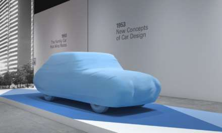 65 YEARS IN THE MAKING: GIO PONTI'S REVOLUTIONARY CAR DESIGN BROUGHT TO LIFE AT GRAND BASEL