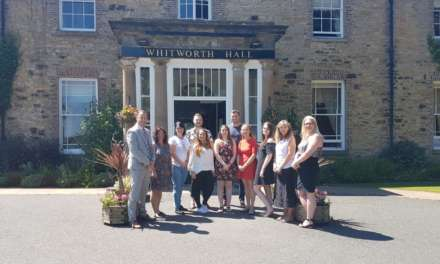 Willow Burn Hospice to make one lucky couples dreams come true!