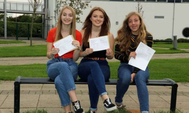 Focus on top performers pays off as school celebrates GCSE results