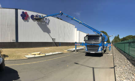 New signage for Prudhoe site is 'worth the wait'