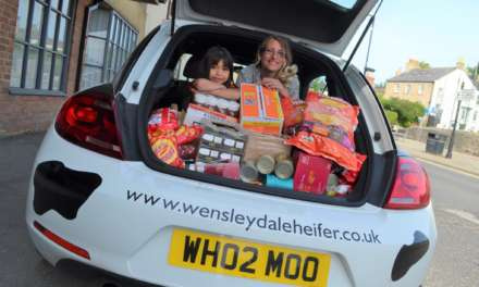 New followers help hotel make foodbank donations