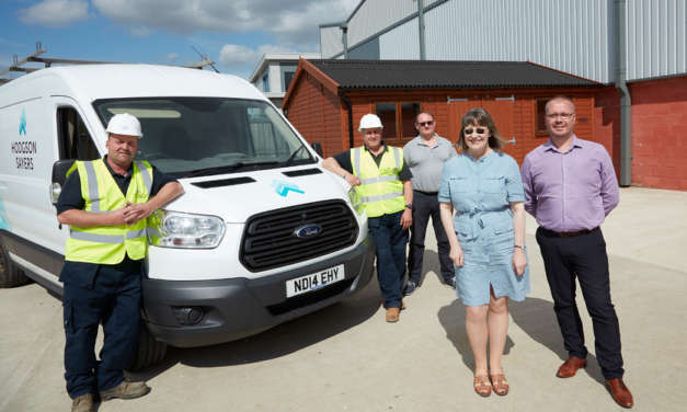 Helping Age UK County Durham to bring the generations together