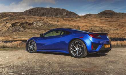HONDA UK TO PRESENT HERITAGE DISPLAY OF OLD & NEW NSX AT SALON PRIVÉ
