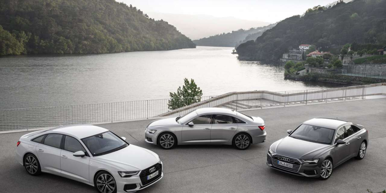 COOL, CALM AND CONNECTED – NEW 2.0-LITRE 40 TDI ENGINE NOW AVAILABLE IN THE A6 AND A7 SPORTBACK