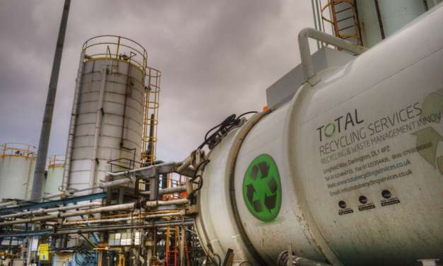 Total Recycling is Teching it to the next level