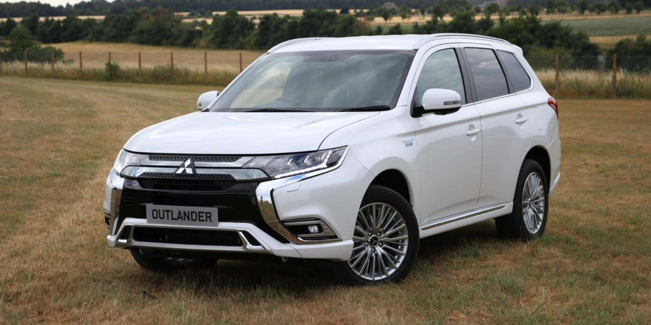2019 MITSUBISHI OUTLANDER PHEV UK PRICING AND SPECIFICATION ANNOUNCED