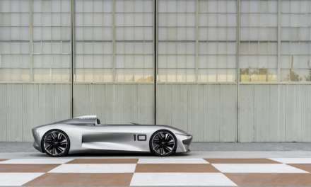 INFINITI PROTOTYPE 10 – THE SPIRIT OF THE SPEEDSTER FOR AN ELECTRIFIED ERA