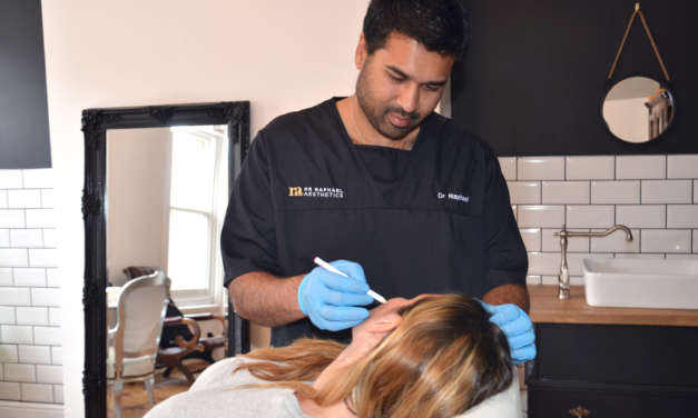 Leading aesthetics expert sets up in Newcastle