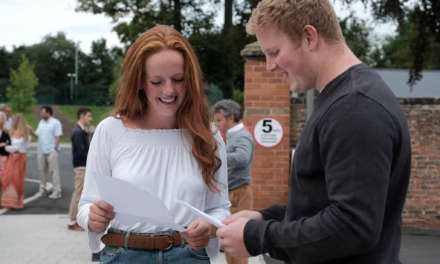 YARM SCHOOL CELEBRATES OUTSTANDING A-LEVEL RESULTS