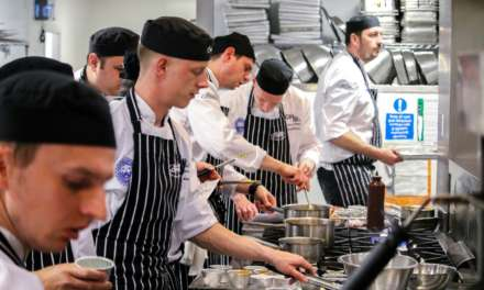 Learning Curve Group supports CH&CO's skills academy programme
