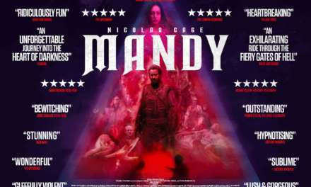 MANDY starring Nicolas Cage // Official Poster, BFI London Film Festival & Date Announcement