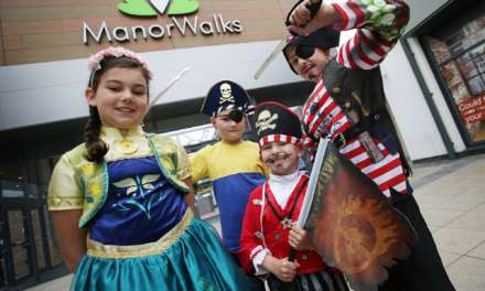 Manor Walks to host free family activities this summer