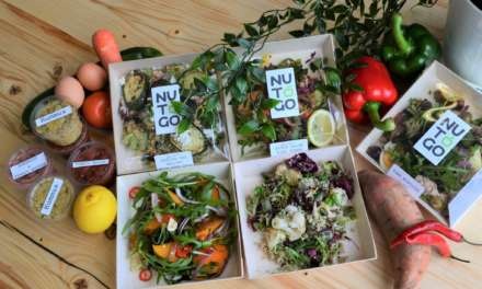 PIONEERING PLASTIC-FREE PACKAGING ONE MEAL AT A TIME