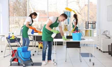 How To Get Your Office Spaces Cleaned Routinely