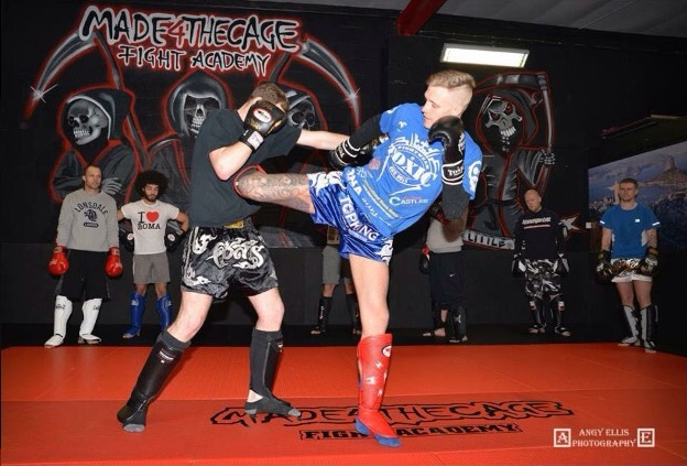 North East MMA promotion set for £250,000 gym move