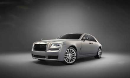 THE ROLLS-ROYCE 'SILVER GHOST COLLECTION', IN MOTION