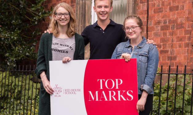 Red House top of the class with GCSE results