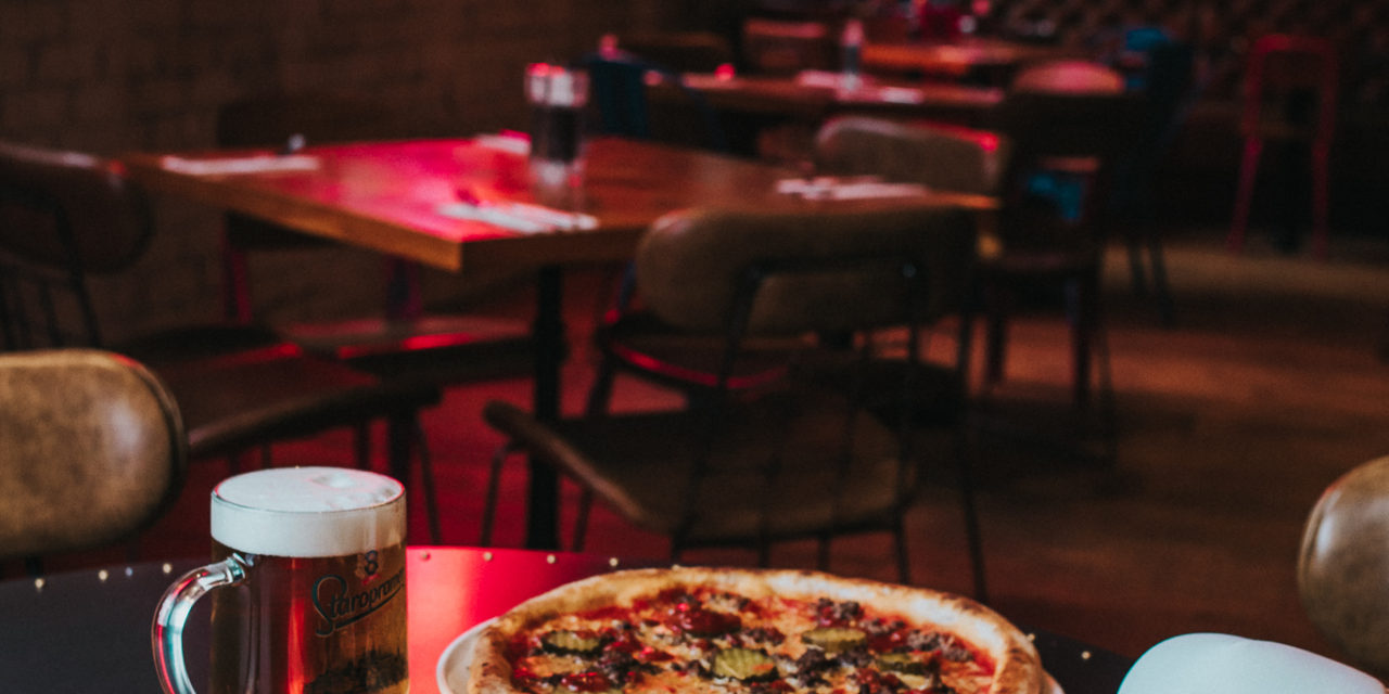 Pizza Punks Grabs A Slice Of The Action In Newcastles