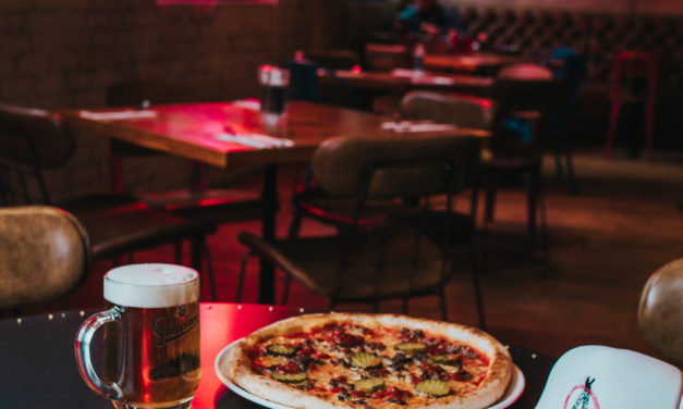 Pizza Punks grabs a slice of the action in Newcastle's booming food and drink sector