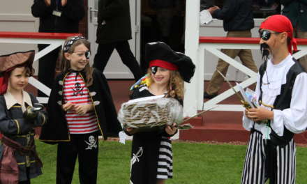 Ahoy there me hearties! Pirates poised to descend on Redcar