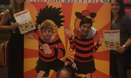 Praise For All Who Completed The Darlington Libraries Summer Reading Challenge