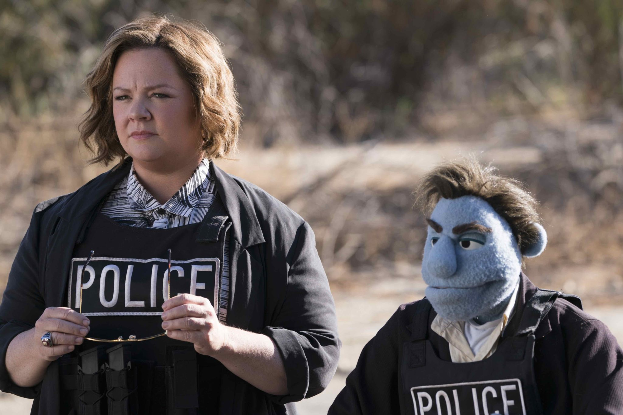THE HAPPYTIME MURDERS – NEW FACEBOOK FILTERS