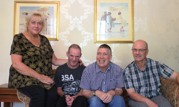 North Tyneside carers tell of rewards of sharing home