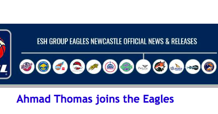 Ahmad Thomas joins the Eagles