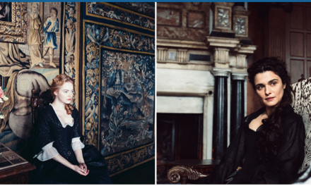 THE FAVOURITE – FOX SEARCHLIGHT PICTURES PRESENTS NEW IMAGES