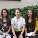 Nice and three-sy as identical  triplets achieve their goal