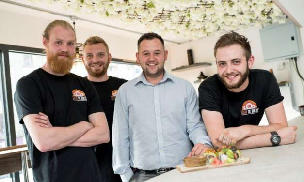SUSHI ME ROLLIN LAUNCHES IN NEWCASTLE