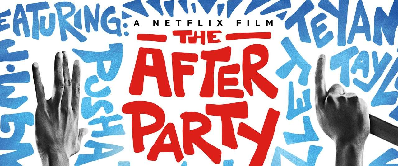 New Netflix Original Film THE AFTER PARTY