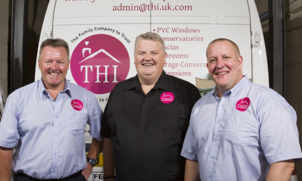 Double award success follows great growth at roofing and home improvements specialist