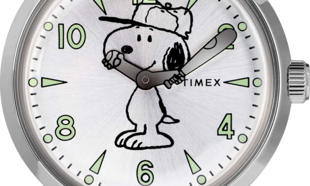 TIMEX Unveil New Welton Vintage Snoopy Watch