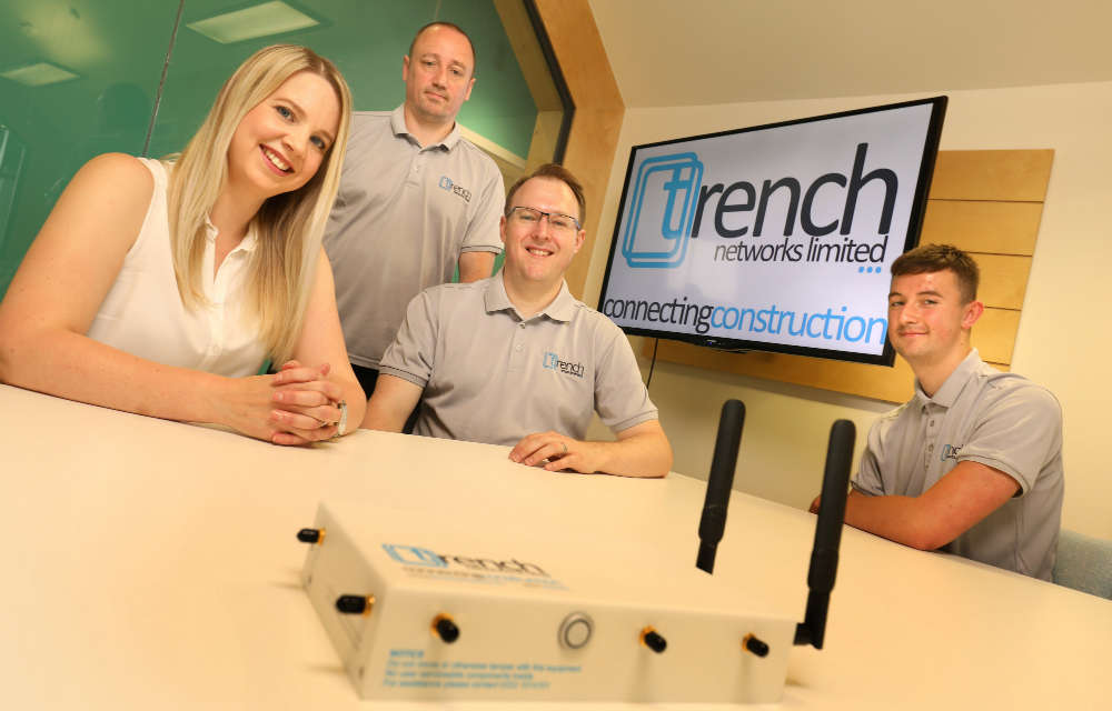 Key appointments at Northumberland-based Trench Networks