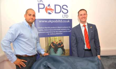 Materials Processing Institute supports healthcare manufacturers' UK and international growth ambitions