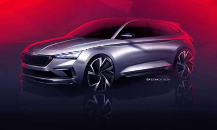 ŠKODA VISION RS REVEALS DESIGN FOR NEXT RS GENERATION AND A FUTURE COMPACT CAR